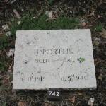 In Heerde ligt een graf